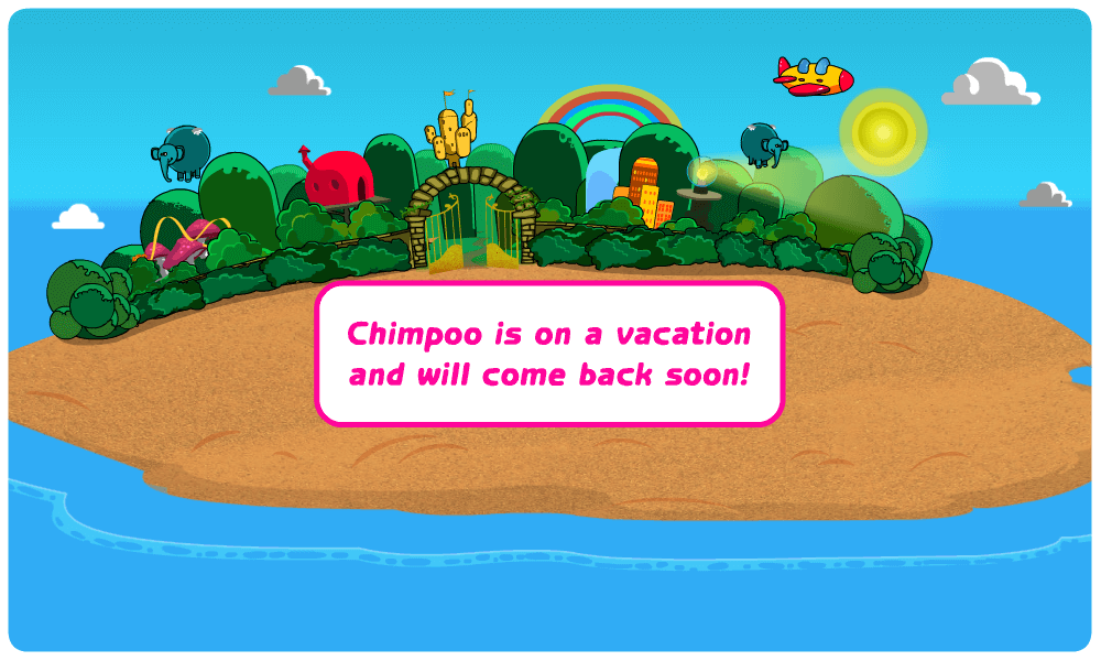 Chimpoo Vacation